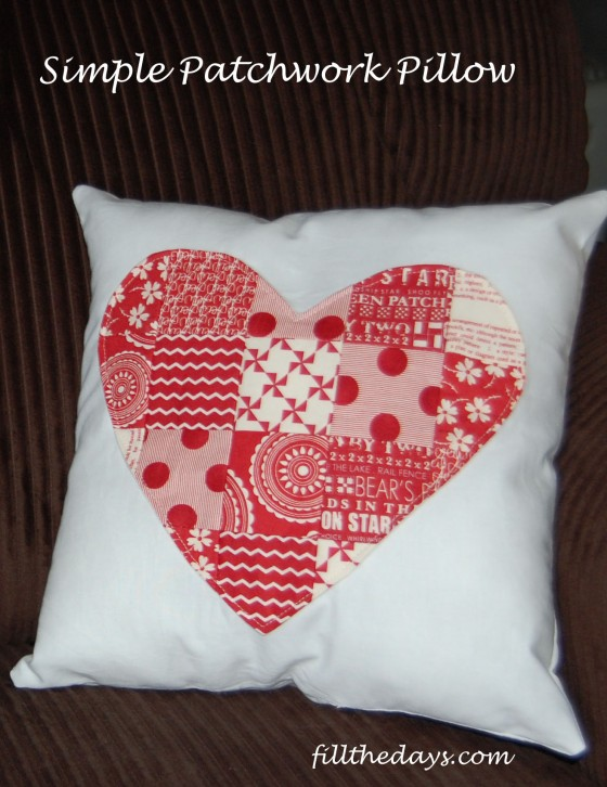 patchwork pillow 1